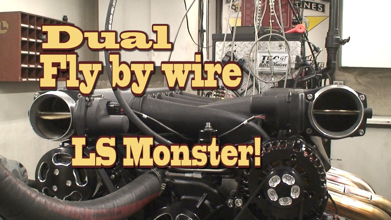 Important New Ls Engine Nre S Dual Drive By Wire X Ram