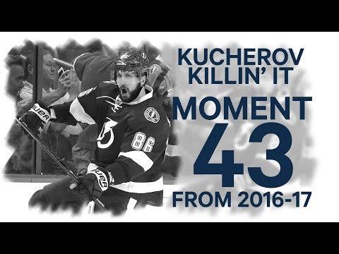 No. 43/100: Kucherov killin' it