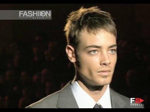 GUCCI Fall Winter 1998 1999 Menswear Milan - Fashion Channel