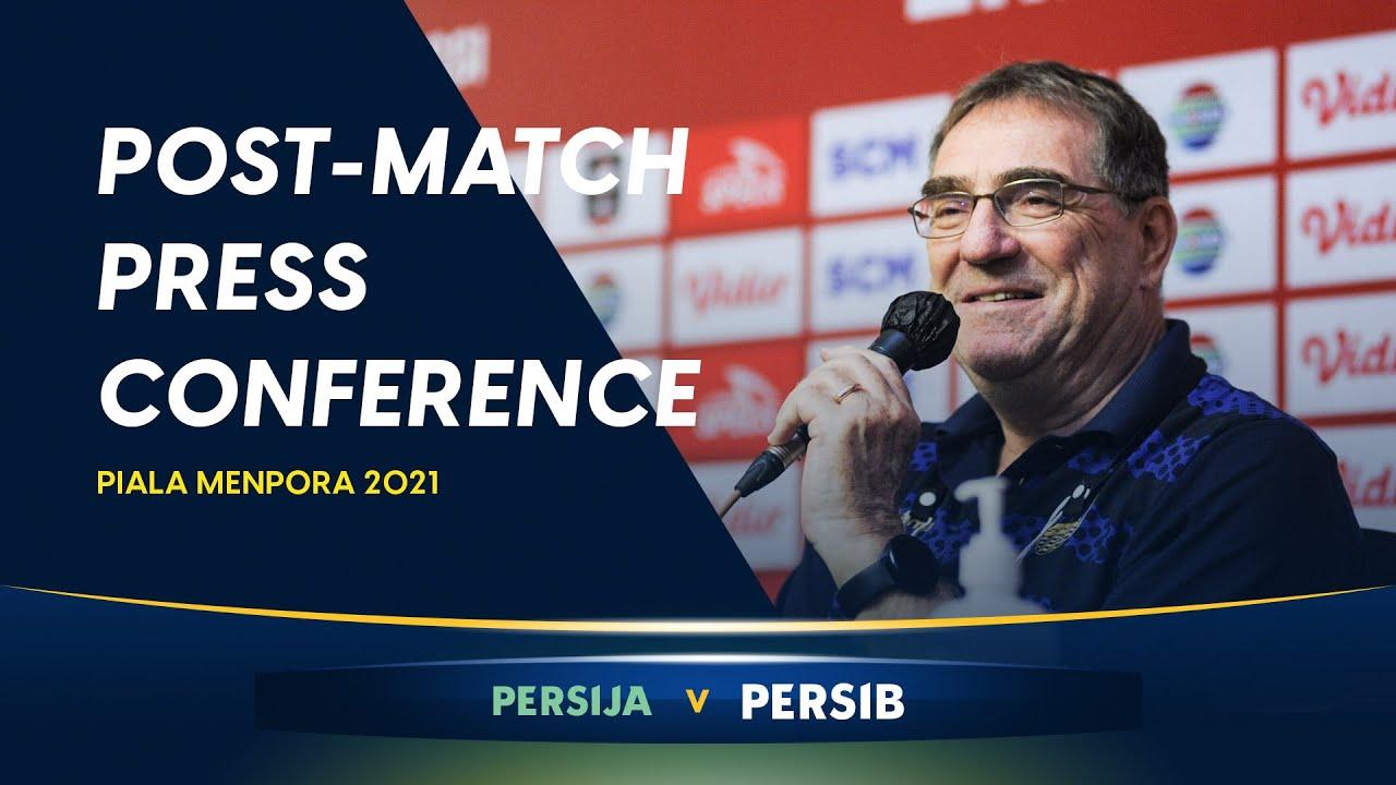 Download Post Match Press Conference | PERSIJA 2 - 0 PERSIB