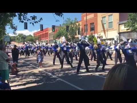 Colorado's State Fair Parade 2017