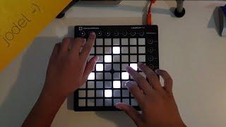 Yodelling Walmart kid remix // launchpad cover