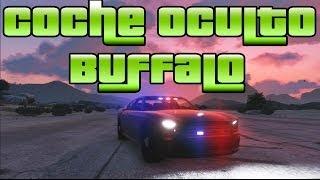 GTA V Online - Buffalo FIB (fbi) - Localización coche oculto Gta 5 online