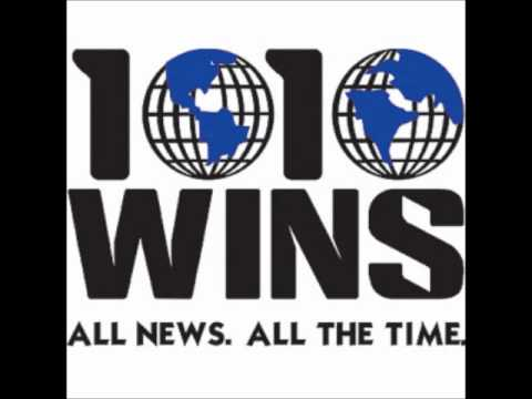 """1010 WINS """"You give us 22 minutes, we'll give you the world..."""""""
