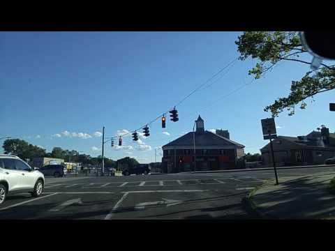 Driving around Yonkers,New York