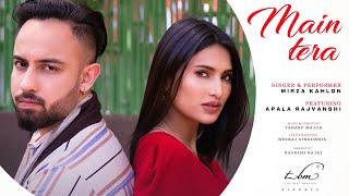 Mirza Kahlon - Main Tera (Official Music Video)   Apala Rajvanshi   The Beat Mansion   2021