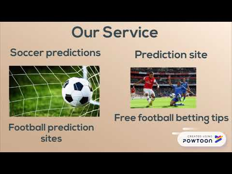 Soccer Prediction Site in the World