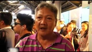 Kalbaryo ng mga Pasahero sa Tren   Numero
