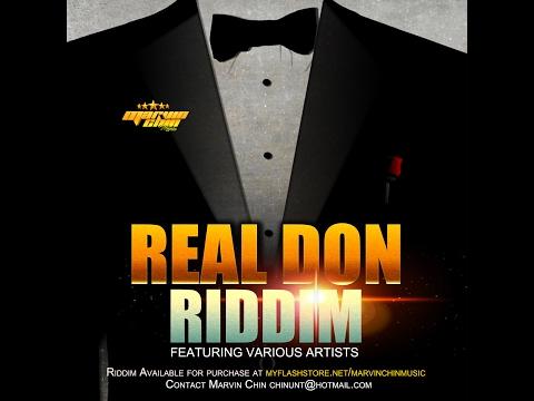 """REAL DON RIDDIM"" INSTRUMENTAL DANCE HALL (VERSION 2017)"