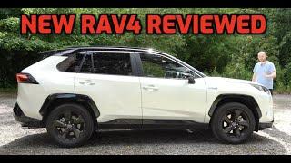Toyota RAV4 2019 | HUGELY in depth review | The King of SUV returns