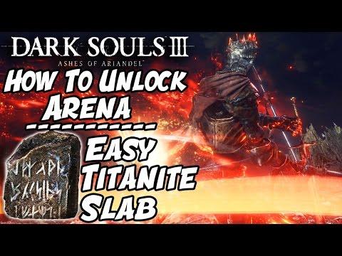 Dark Souls  Ringed City Titanite Chunk Farming