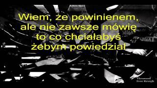Thousand Foot Krutch - Falls Apart [Tłumaczenie PL|HD]