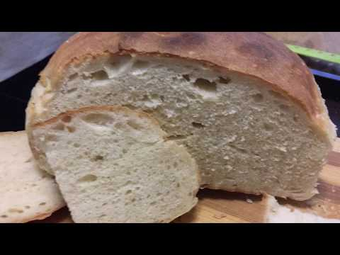 Köy ekmeği tarifi(ekmek tarifleri--lezzetli ve kolay tarifler)