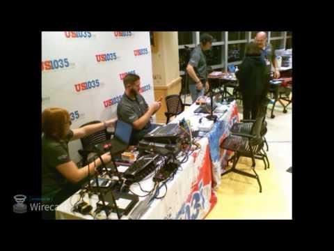 Johns Hopkins All Children's Hospital's 9th Annual US 103.5 FM Cares for Kids Radiothon  - Day 1