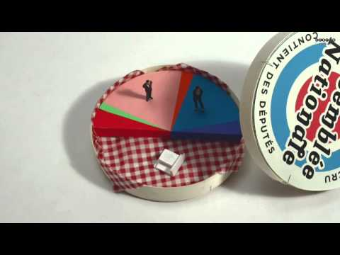 Vidéo Animation Pédagogique Ado. LE VOTE DE LA LOI...