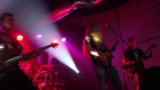 Ahab - Old Thunder (live in Bucharest, 30.11.2013 at November to Dismember)
