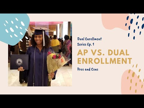 Benefits and drawbacks of Dual Enrollment in Senior High School