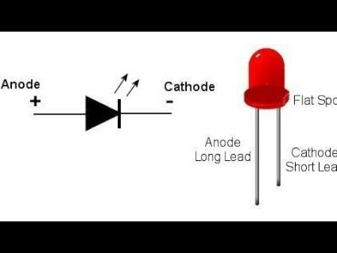 Light Emitting Diode LED Circuit