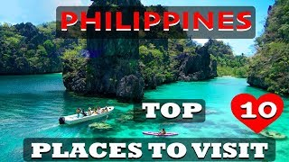 Top 10 Places To Visit Philippines