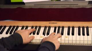 "Easy-to-Play Piano ""Lead Me to the Cross"" (Matt McCoy)"