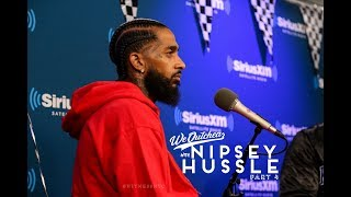 NIPSEY HUSSLE | Part 4 - Why he chose to partner with major label Atlantic Records