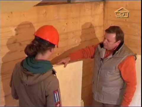 видео: 37.  Утепление крыши пенополистиролом - Строить не перестроить