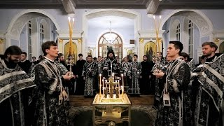 Молитва о пострадавших и убитых в теракте / Prayer for wounded and dead in the act of a terrorism