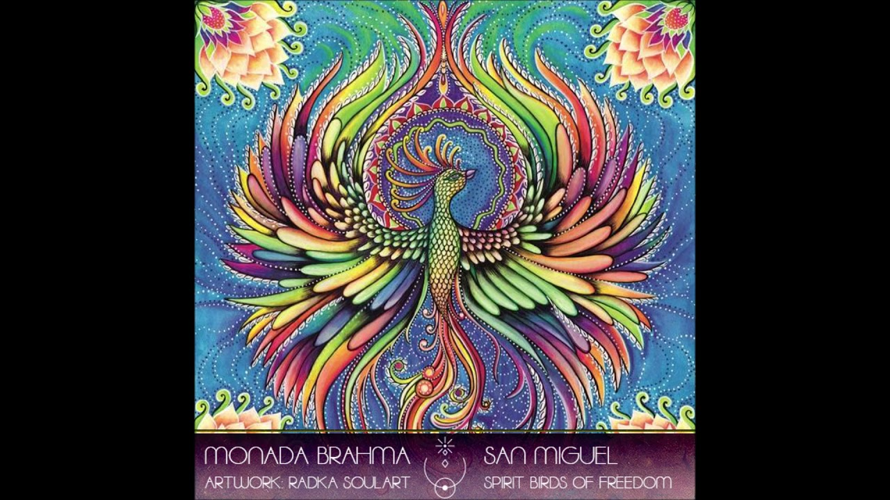 Download MONADA BRAHMA 002 : San Miguel : Spirit Birds Of Freedom