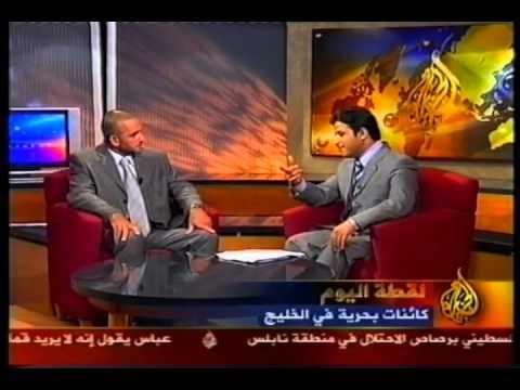 Khaled Zaki Qatar Marine  & Al Jazera and QTV  www.qatarmarine.net