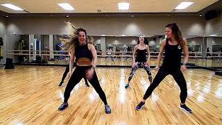 5 MINUTE LEARN! Buddy Buddy by Charly Black, Dance Fitness, Cardio Party, SweatNow Jam