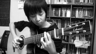(Stevie Wonder) I Just Call To Say I Love You - Sungha Jung