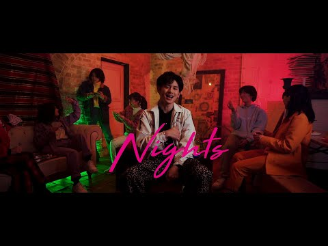 【Music Video】Nights (feat.ØZI & eill)