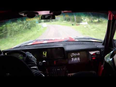 LMBab Sprinten 2019. Åk 2. Pontus Westman. PW´s Racing. Films MK