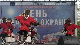 XIII Международная выставка-ярмарка Сокровище севера  2018 в парке Сокольники Хаяр ( солнце)