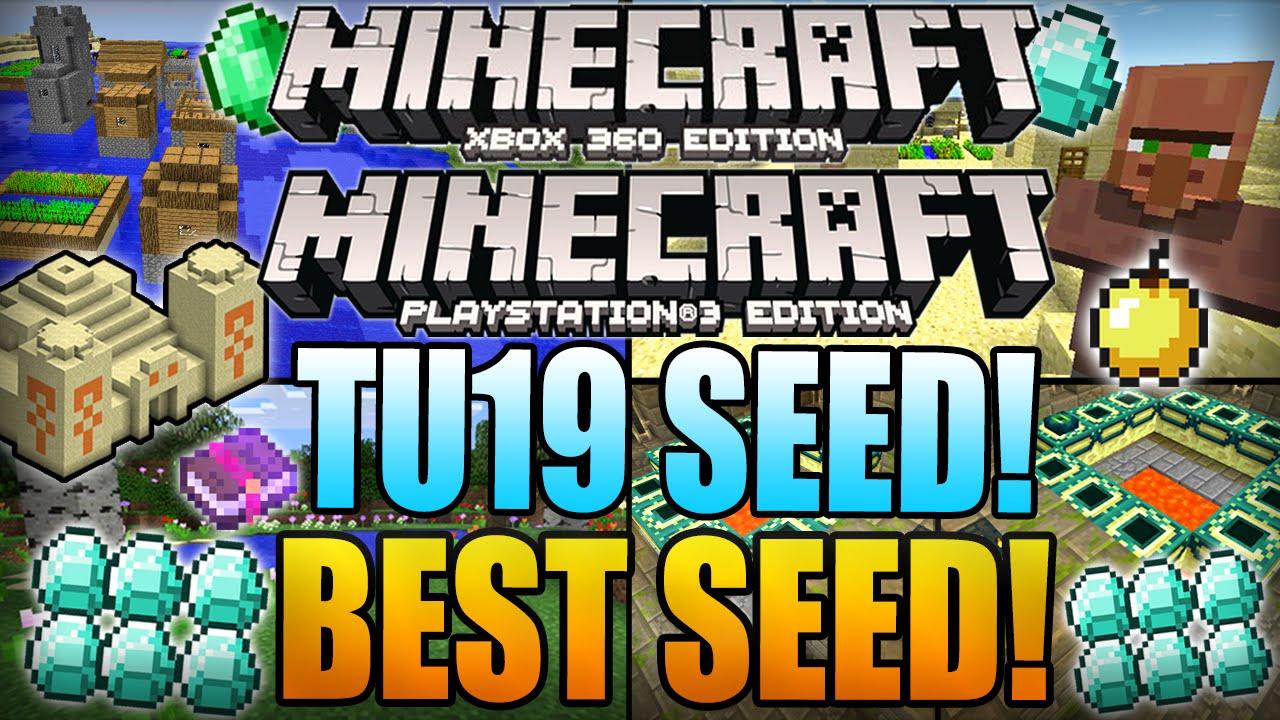 8 - Minecraft Seeds