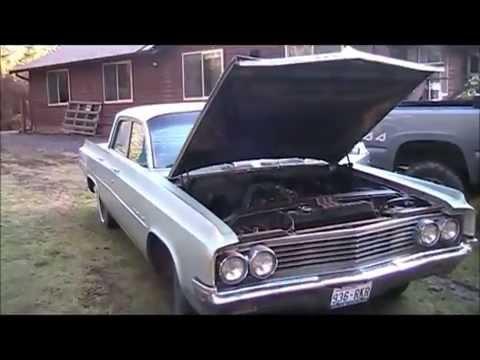 1963 Oldsmobile 88 survivor.