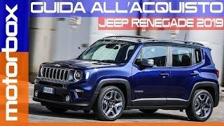 Jeep Renegade 2019 | Meglio acquistarla o noleggiarla? Ecco quanto costa