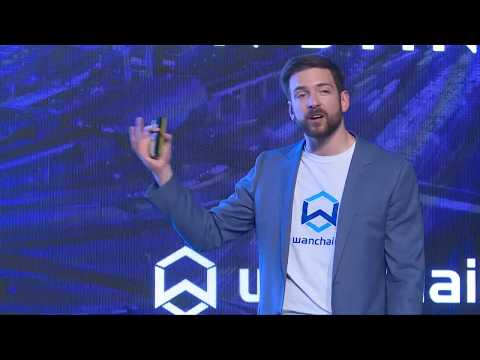 WORLD BLOCKCHAIN FORUM DUBAI - DUSTIN BYINGTON - WANCHAIN