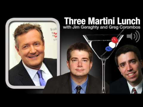 Three Martini Lunch: Cancelled