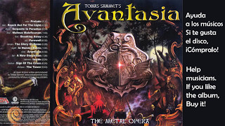 Avantasia - The Metal Opera Pt.1 (HD) - Full album