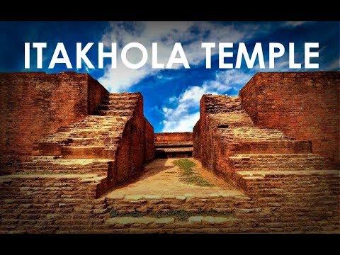 Ietakhola Temple & Vihara, Comilla. YI 4K.