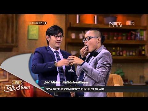 Ini Talk Show 29 Januari 2015 Part 1 - Denny Cagur, Pevita Pearce, Atiqah Hasiholan, Reynold Tagore