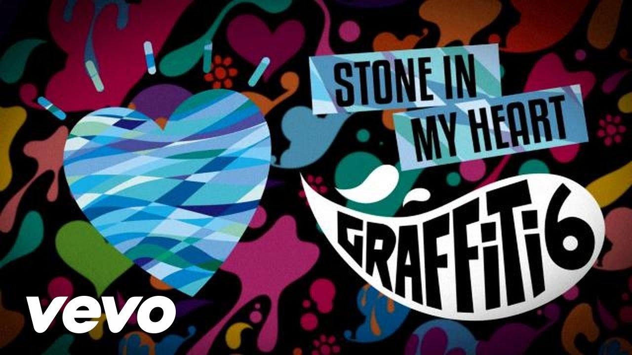 Graffiti6 stone in my heart lyric video