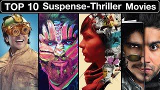 Top 10 Best Suspense Thriller Movies In Hindi On Netflix & Youtube | Deeksha Sharma