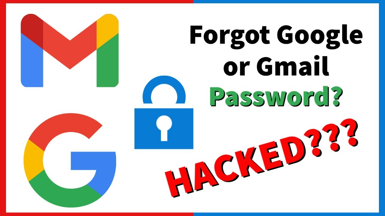 Reset Password/Account Recovery for Google/Gmail Account in 2021