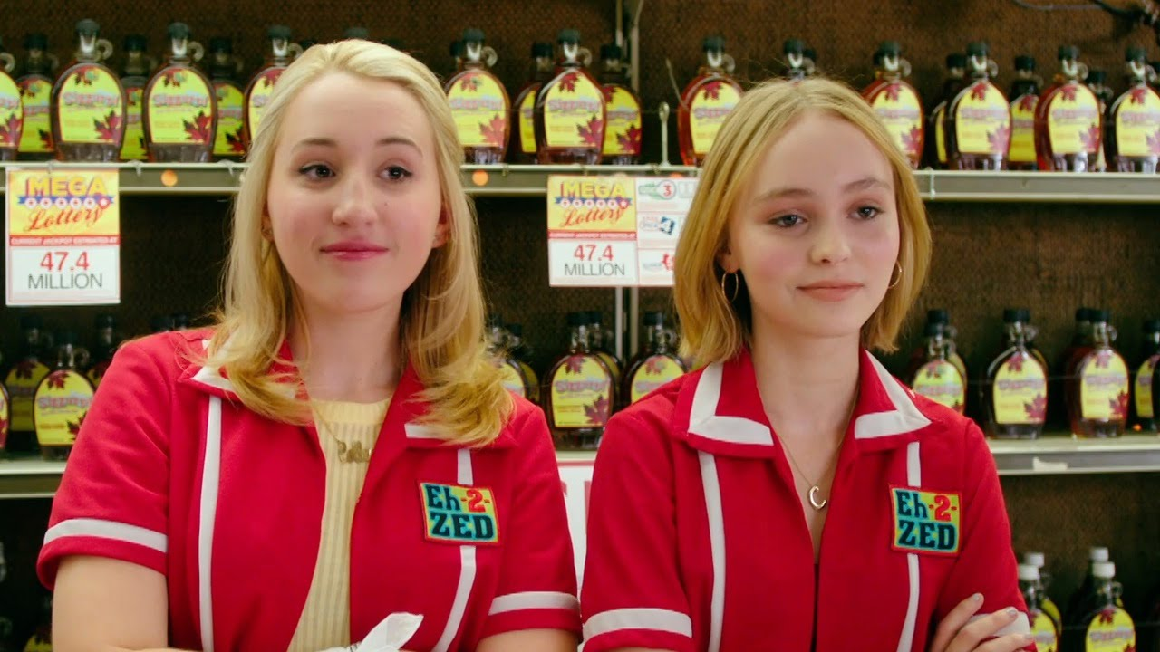Download Yoga Hosers | official FIRST LOOK clip (2016) Kevin Smith