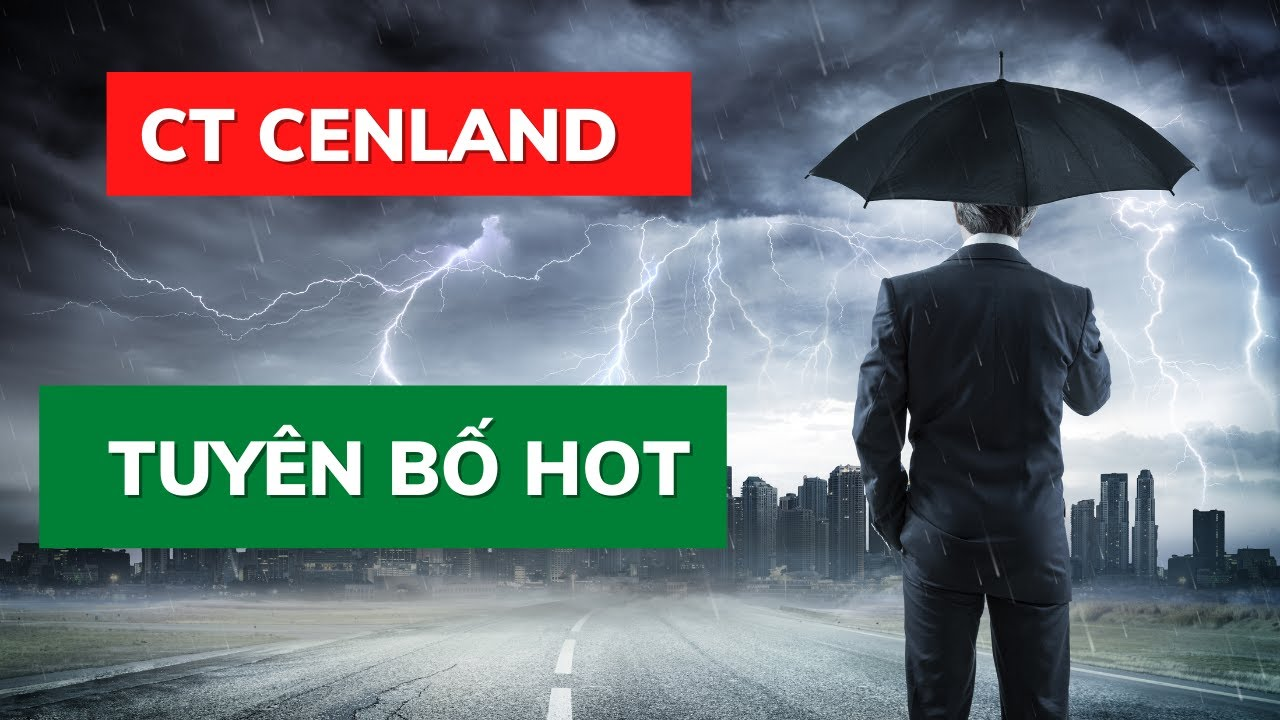 image Chủ tịch Cenland tuyên bố gây bão mạng các công ty bất động sản