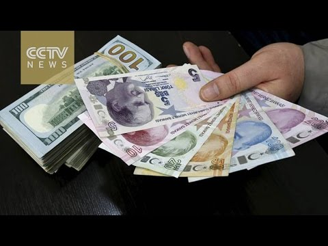 Turkish citizens rush to exchange US dollars for Lira