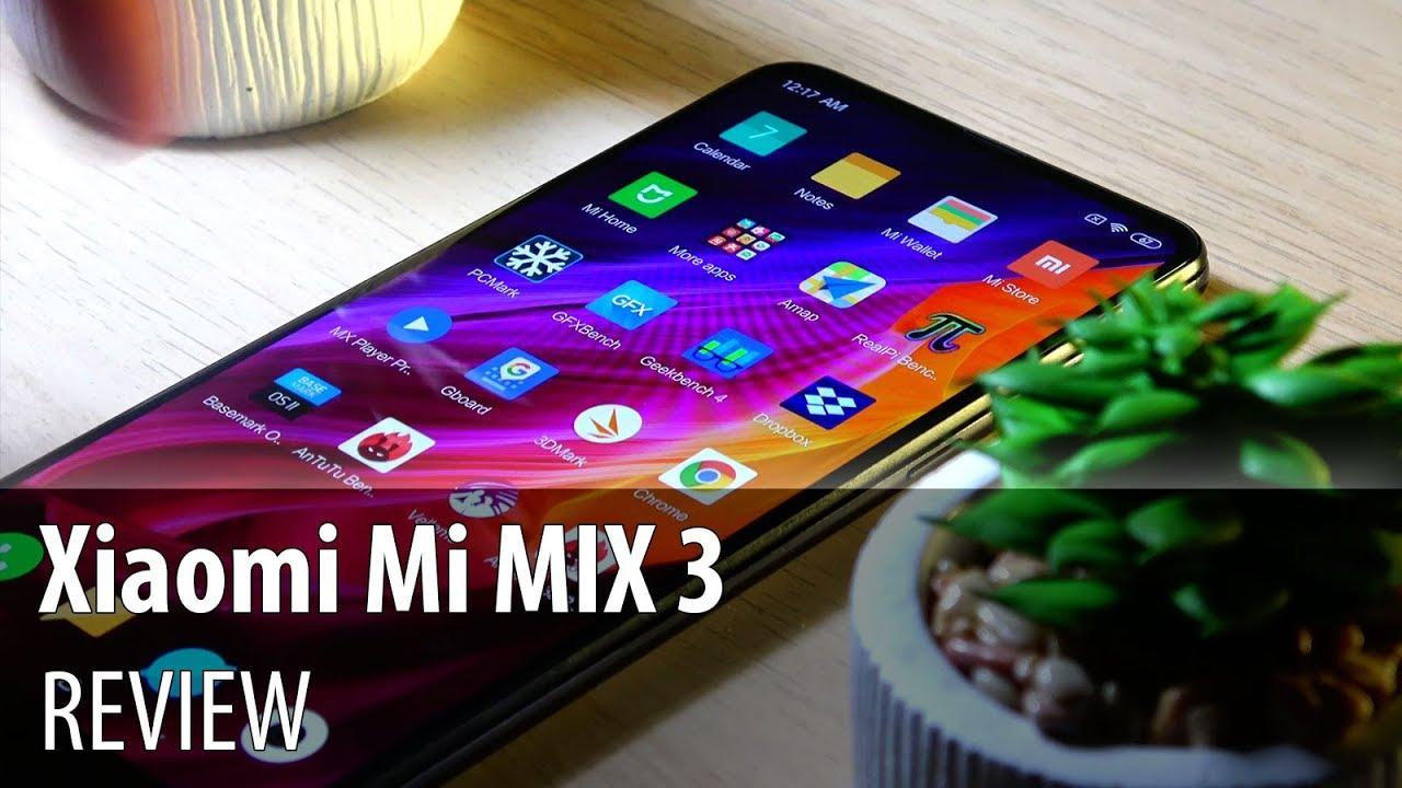Xiaomi Mi MIX 3 Review în Limba Română (Telefon cu cameră selfie glisantă)