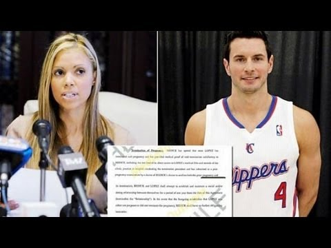 JJ Redick's Abortion Contract With Shaq's Ex-mistress Explained